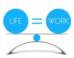 Ditch that work-life balance!