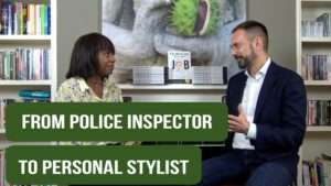 Changing Careers Show: From Police Inspector to Personal Stylist